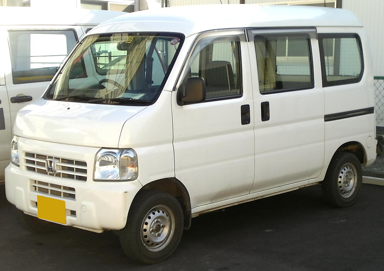 Honda Actyvan 1998