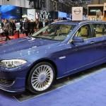 Geneva Motor Show Witnessed the First Debut of BMW Alpina B5 Biturbo Touring