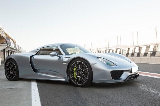 Porsche Got Porsche 918 Spyder New Flagship
