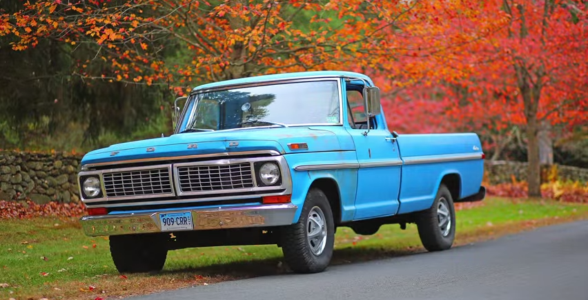 The Glory Days Of 1970-1979 Ford Trucks