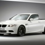 BMW M3 Camino Pickup Unveiled