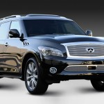 Infiniti QX56. More the better