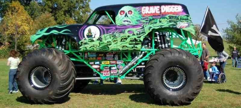 A Diesel Engine is Crashing the Monster Jam Party
